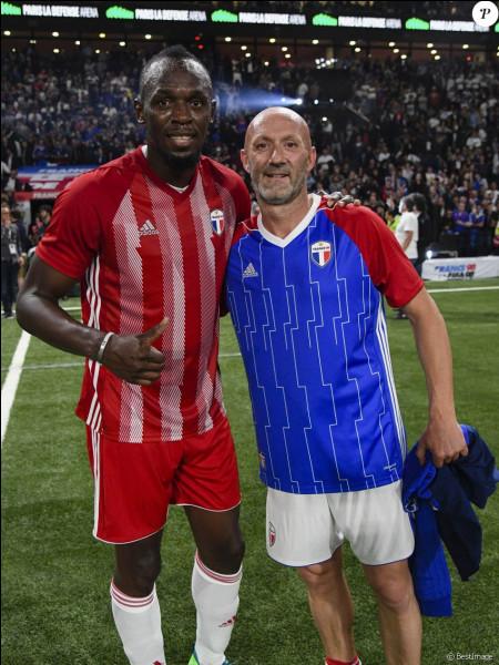 Quel était le numéro de maillot de Fabien Barthez en équipe de France ?