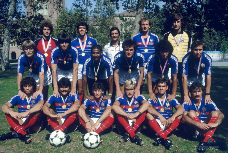 Contre quelle équipe la France a-t-elle remporté les Jeux Olympiques de football en 1984 (victoire 2-0 en finale) ?