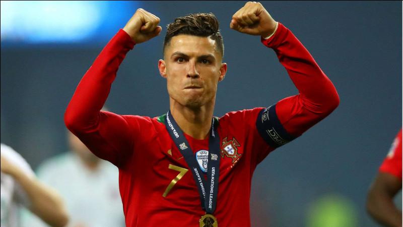 Le meilleur buteur de l'histoire de l'Euro est un Français (à égalité avec Cristiano Ronaldo), qui est-ce ?