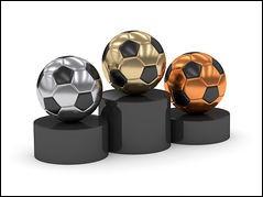 Lequel de ces joueurs français n'a JAMAIS fini sur le podium du Ballon d'or (dans les 3 premiers) ?