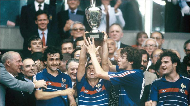 Contre quelle équipe la France a remporté la finale de l'Euro 1984 en France ?