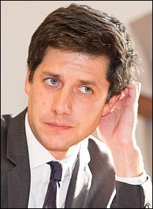 Julien Denormandie est ministre chargé de/des...