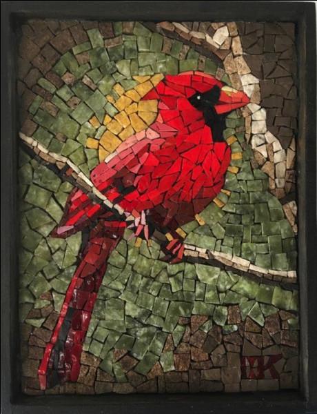 Quel oiseau de couleur rouge, porte le nom d'un haut dignitaire de l'Église catholique ?