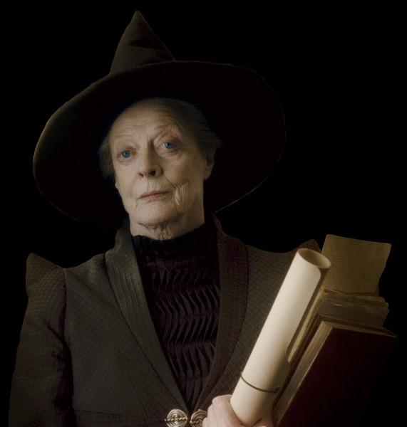 Quelle matière enseigne McGonagall ?