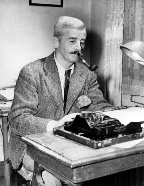 """Cet écrivain américain dont les romans les plus connus sont """"Le Bruit et la Fureur"""", """"Sanctuaire"""", """"Lumière d'août"""" et """"Absalon, Absalon !"""", a reçu le prix Nobel de littérature en 1949 : il se prénomme ..."""