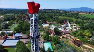 Voici dans la commune Les Avenières, un parc d'attractions. Comment se nomme-t-il ?