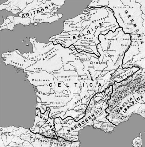 """Après la défaite militaire des Gaulois par les légions de Jules César, ce sont les Romains qui """"pacifient"""" le territoire de l'actuelle France. Mais à quel prix ?"""