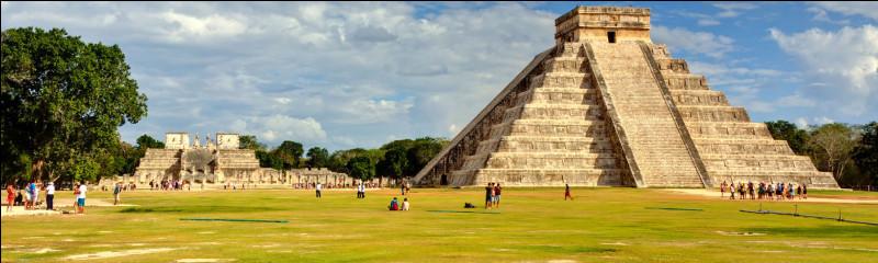Sur quel continent retrouve-t-on le Mexique ?