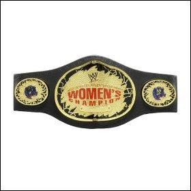 Qui a eu le plus de fois la women's championships de la wwe ?