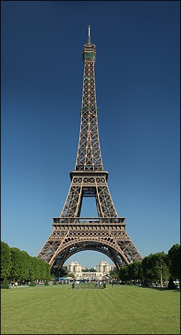 Quelques monuments très connus en France