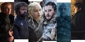 Game of Thrones : les acteurs (2)