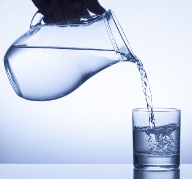 """Comment dit-on de """"l'eau"""" en anglais ?"""