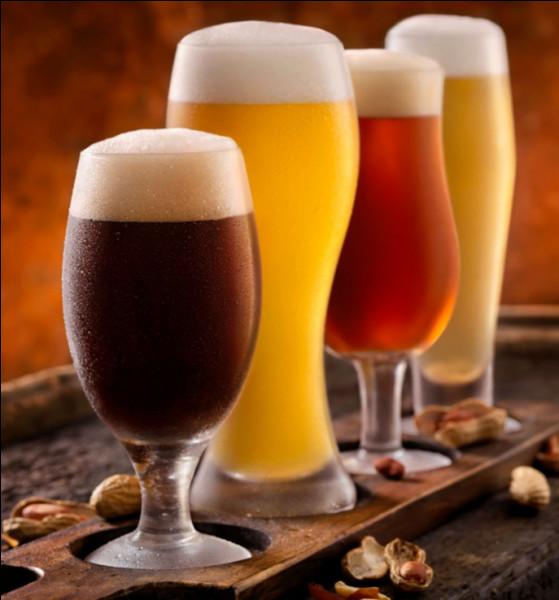 """Comment dit-on une """"bière"""" en anglais ?"""