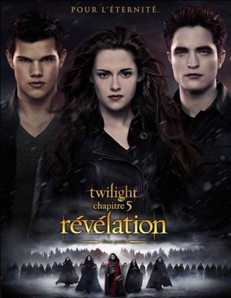 """Dans """"Twilight"""", dans quel camp est Jacob ?"""