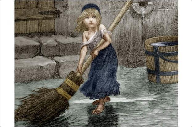 Dans les Misérables quel était le prénom de la mère de Cosette ?