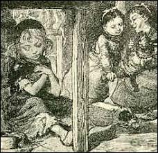 Quels étaient les noms des filles des Thénardier ?