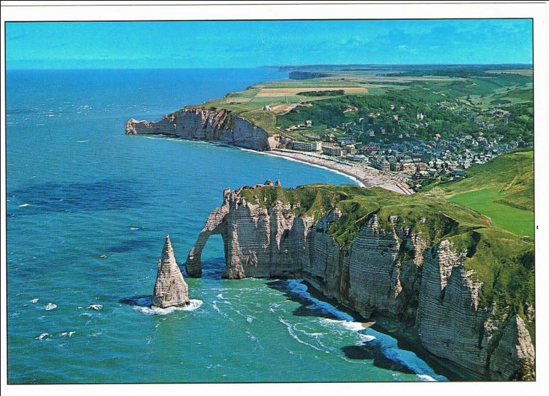 L'endroit n'est pas indiqué sur la carte postale, mais est tellement célèbre que vous saurez en un instant que vos amis visitent :