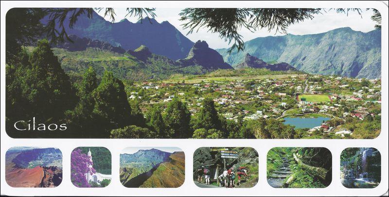Vos amis aiment les voyages lointains et exotiques, mais ne maîtrisent pas les langues étrangères, alors ils ont opté pour l'outre-mer et vous envoient cette carte postale :