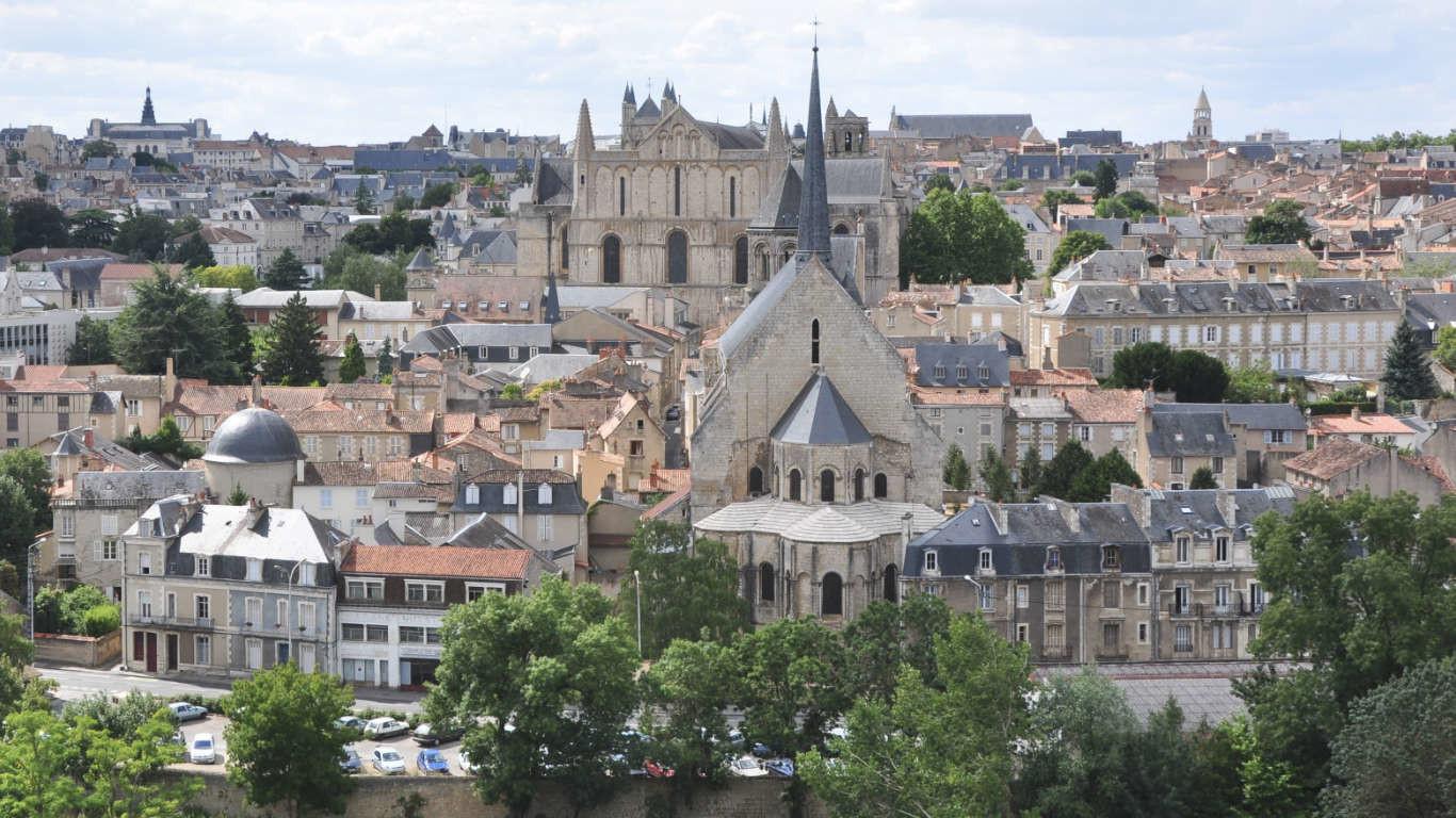Les villes de France que j'ai visitées