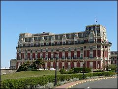 Quel était le nom de départ de l'Hôtel du Palais ?