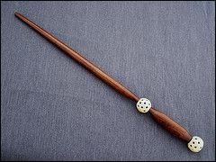 À qui appartient cette baguette magique ?