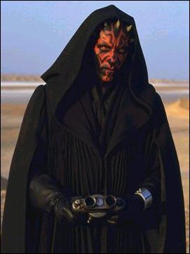Il est d'espèce Zabrak, il est l'apprenti de Dark Sidious :