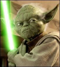 Il est le plus grand maître Jedi de la saga Star wars :