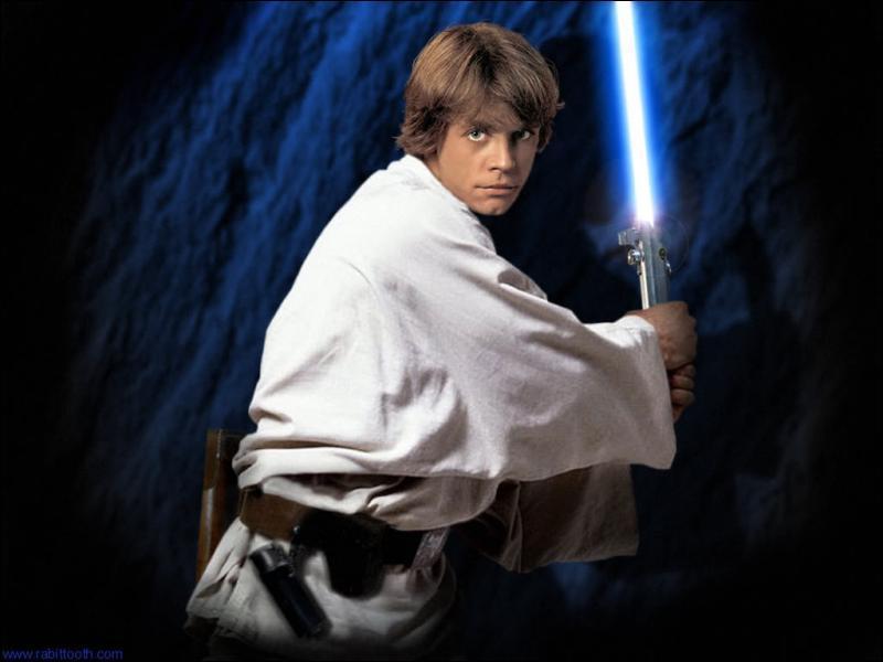 Il est le frère de Leia Organa, il a vécu son enfance sur Tatooine :