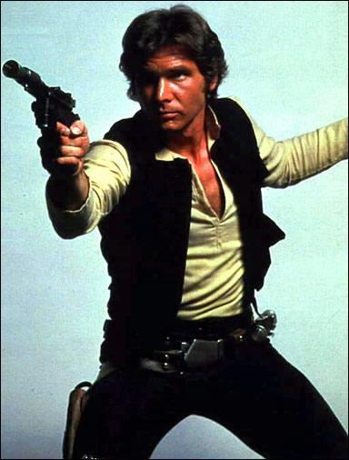 Il est le chef du Faucon Millenium, il devait une grosse somme d'argent à Jabba le Hutt :