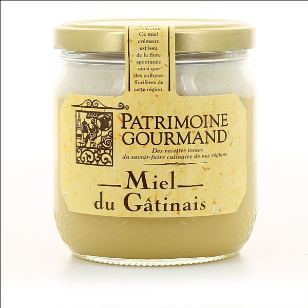 """On appelle ce miel """"l'or du Gâtinais"""". Dans quelle ville du Gâtinais se trouve le Musée vivant de l'apiculture ?"""