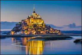 Dans quel département se trouve le Mont-Saint-Michel ?