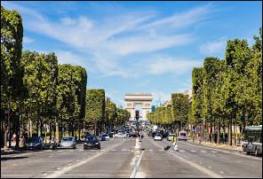 Comment se nomme cette avenue ?