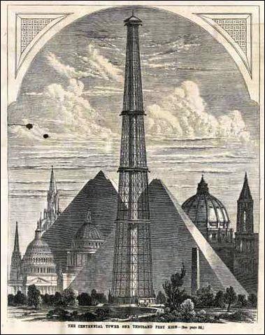 Au départ, le projet d'une tour de 300 m est une idée...