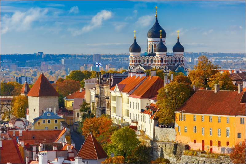 """Ta - comme """"Tallinn"""" : à quel pays appartient cette ville ?"""