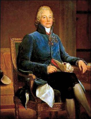 "Ta - comme ""Talleyrand"" : quel était son prénom ?"
