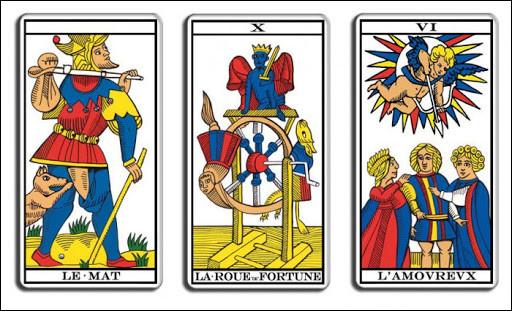 Combien de cartes composent le jeu de tarot de Marseille ?