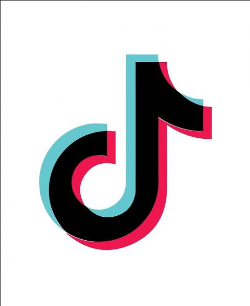 Voici le logo de...