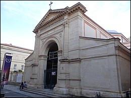 Corse - La Chapelle Impériale du Palais Fesch. Quel empereur a demandé la construction de ce site ?Indice : construction en 1859