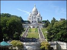 Dans quel quartier de Paris se trouve la basilique du Sacré-Cœur ?