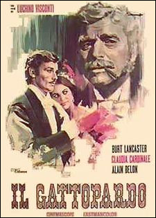 Ce livre sera d'ailleurs adapté en 1963 par le réalisateur Luchino Visconti, que remporta le film ?