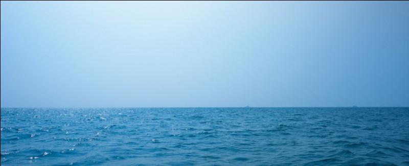 Est-ce la mer ou une piscine ?