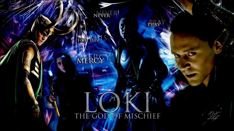 Pourquoi admirez-vous Loki ?