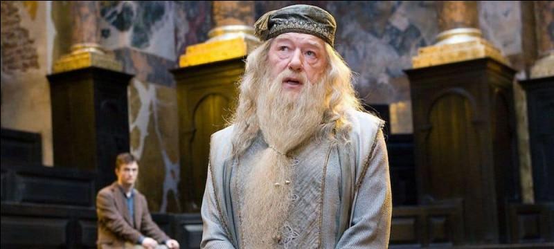 TOP 10 : Albus Dumbledore (186 pts) : de quoi est-il le fondateur ?