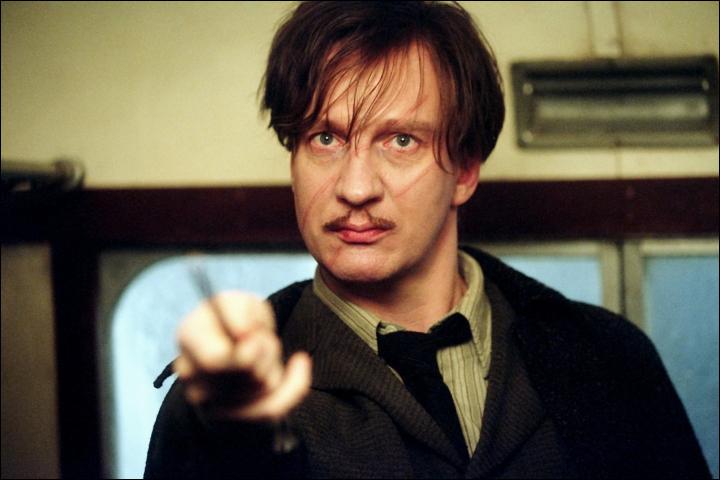 TOP 6 : Remus Lupin (289 pts) : pourquoi Dumbledore l'a-t-il nommé préfet quand il était à Poudlard ?