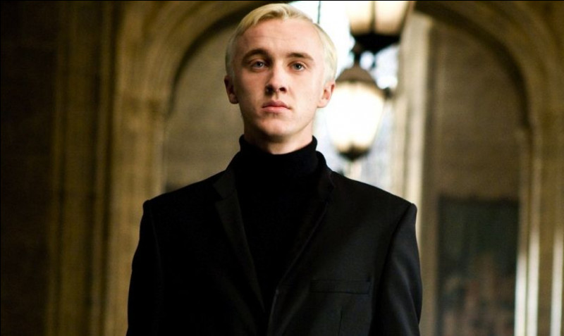 TOP 5 : Drago Malefoy (310 pts) : quelle tâche Voldemort lui confie-t-il ?