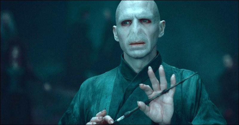 TOP 13 : Lord Voldemort (134 pts) : afin d'accomplir la prophétie, Voldemort avait le choix entre 2 personnes à tuer afin que celle-ci s'accomplisse : Harry et...