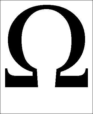 Quelle est la dernière lettre de l'alphabet grec ?