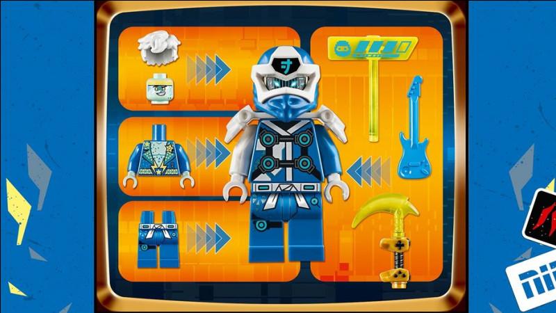 Qui est le Ninja bleu ?