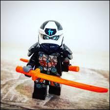 Ce Ninja maîtrise l'élément de la Terre. Qui est-ce ?
