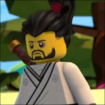 Grand Samouraï de Térakarana, comment s'appelle-t-il ?
